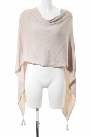 Comma Poncho natural white casual look