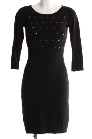 Comma Abito maglione nero stile professionale