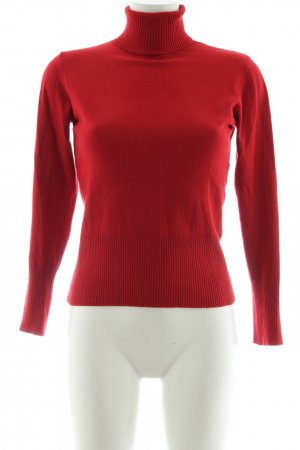 Comma Coltrui rood casual uitstraling