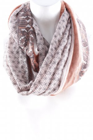 Comma Snood abstract patroon casual uitstraling