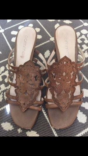 Comma Sandaletten mit Absatz