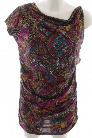 Comma Tube Dress allover print extravagant style