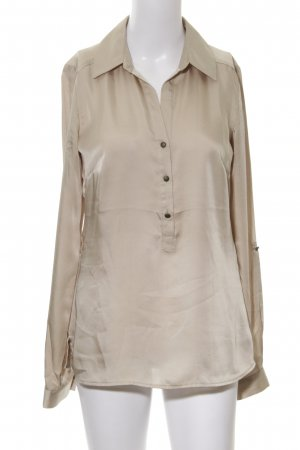 Comma Schlupf-Bluse nude-creme Business-Look