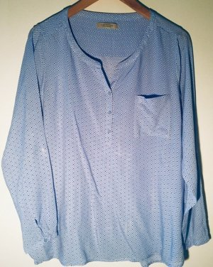 Comma Slip-over blouse veelkleurig Viscose