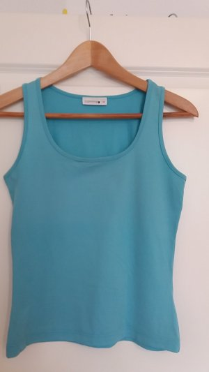 Comma - Shirt türkis - 34/36