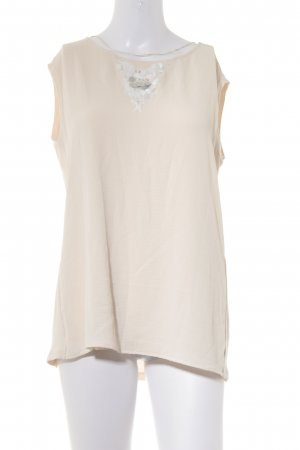 Comma Camisa tipo túnica nude look casual