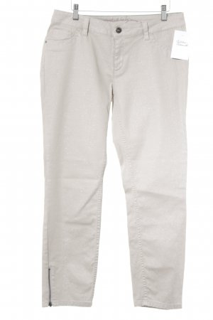 Comma Skinny Jeans beige Casual-Look
