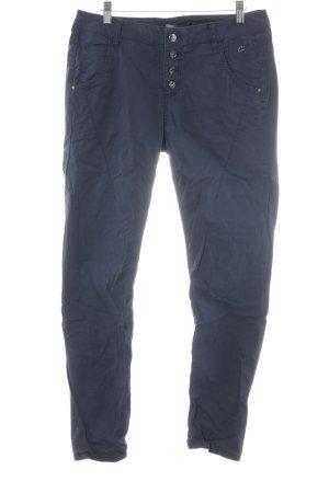 Comma Skinny Jeans dunkelblau Casual-Look