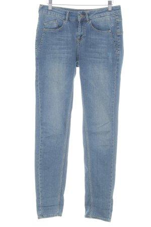 Comma Skinny Jeans mehrfarbig Jeans-Optik