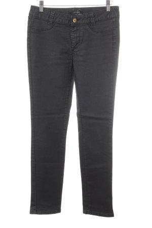Comma Slim Jeans schwarz Casual-Look