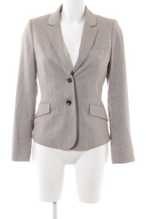 Comma Blazer de esmoquin gris claro estilo «business»