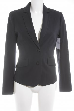 Comma Smoking-Blazer dunkelblau Business-Look