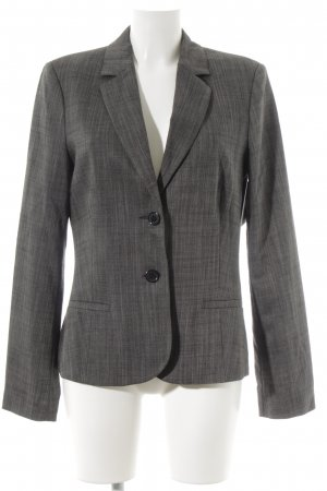 Comma Smoking-Blazer grau Business-Look