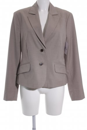 Comma Smoking-Blazer graubraun Business-Look