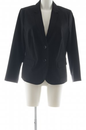 Comma Blazer de esmoquin negro estilo «business»