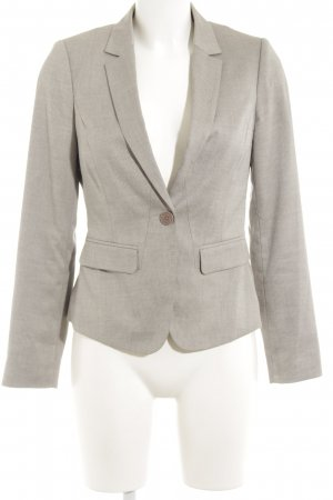 Comma Blazer de esmoquin Patrón de tejido estilo «business»