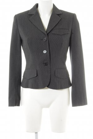 Comma Tuxedo Blazer white-black pinstripe business style