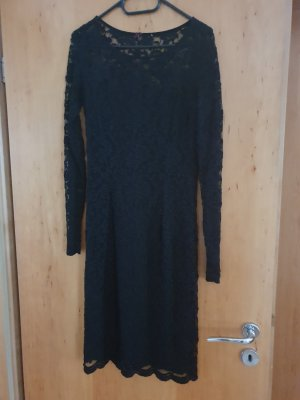 Comma Lace Dress black