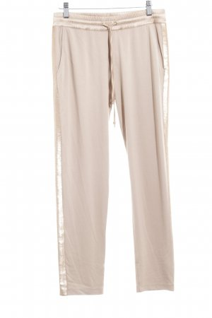 Comma Stoffhose camel-goldfarben Casual-Look