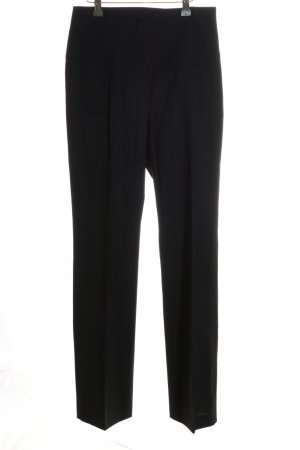 Comma Stoffhose schwarz Business-Look
