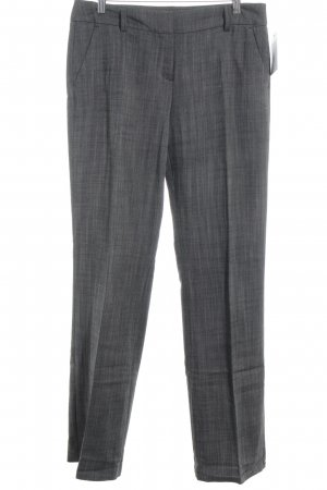 Comma Jersey Pants grey business style