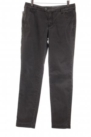 Comma Jersey Pants grey casual look