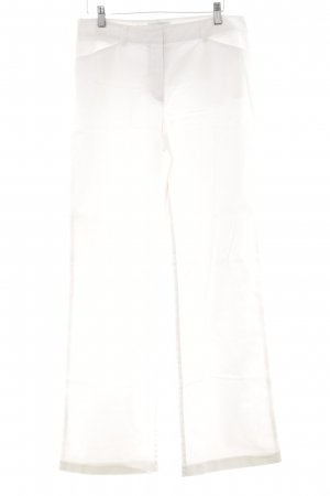 Comma Straight-Leg Jeans weiß Casual-Look