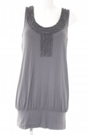 Comma Beach Dress dark grey beach look