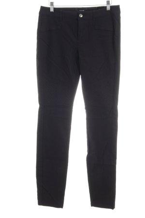 Comma Stretch Jeans schwarz Casual-Look