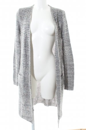 Comma Strick Cardigan meliert Casual-Look