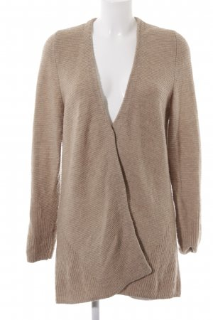 Comma Strick Cardigan beige Casual-Look