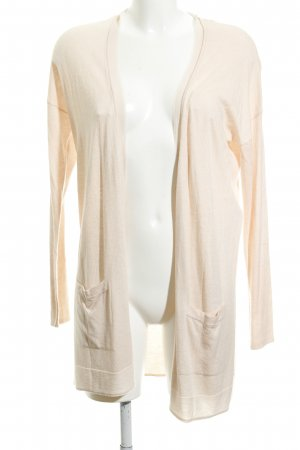 Comma Strick Cardigan nude Casual-Look