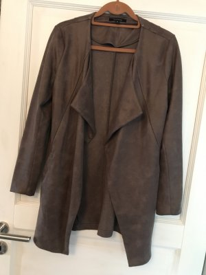 Comma Strickjacke braun Gr. 34 / XS