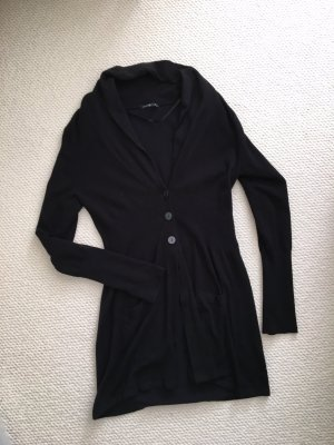 Comma Knitted Cardigan black