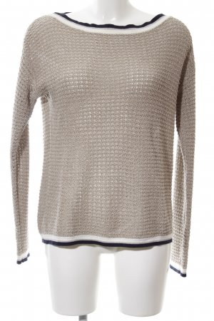 Comma Strickpullover Webmuster Casual-Look