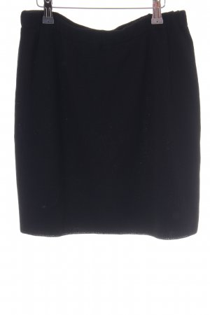 Comma Knitted Skirt black business style