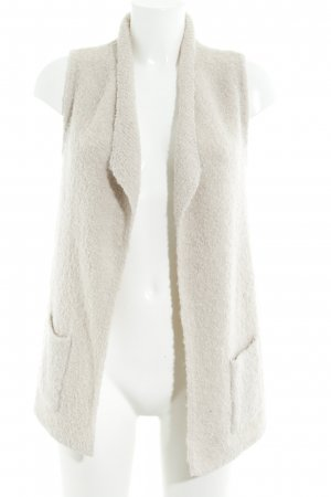 Comma Knitted Vest cream casual look