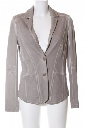 Comma Sweat Blazer natural white business style