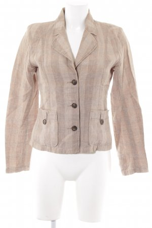 Comma Sweatblazer beige-creme Business-Look
