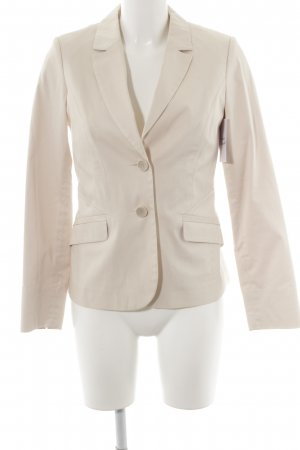 Comma Sweatblazer creme Business-Look
