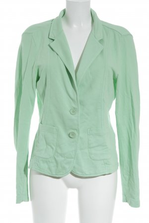 Comma Sweatblazer mint Casual-Look