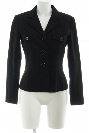 Comma Sweat Blazer black simple style