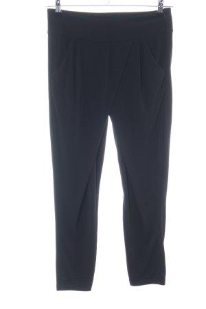 Comma Sweat Pants black business style