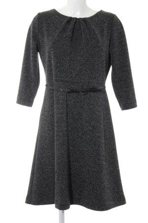 Comma Sweat Dress flecked elegant