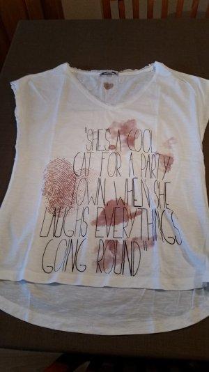 Comma T-Shirt, Statement-Shirt