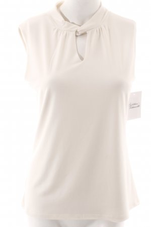 Comma Top creme Casual-Look