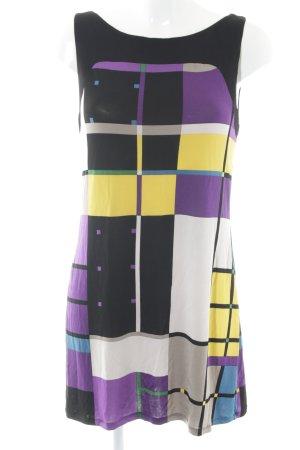 Comma Trägerkleid Colourblocking Casual-Look