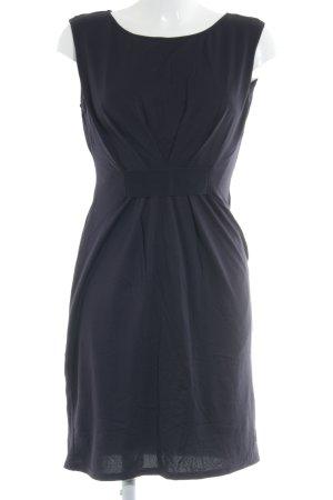 Comma Trägerkleid dunkelblau Elegant