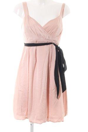 Comma Trägerkleid pink Elegant