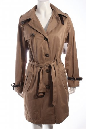 Comma Trenchcoat hellbraun Eleganz-Look
